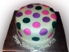 multi-colored-large-polka-dot-cake